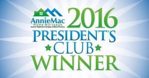 President Club Winner Image