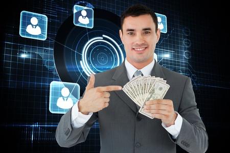 Business Man_Money