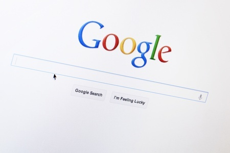 Google-Search-Home-Screen