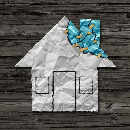 House_Crumpled-Paper