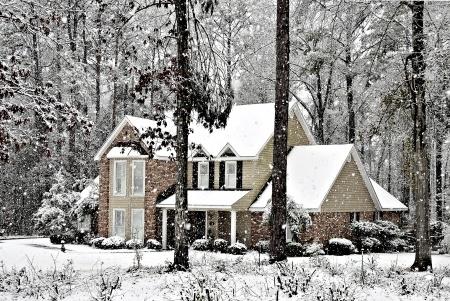 House_Snow