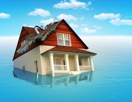House_Under Water