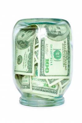 Money-In-Jar