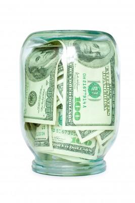 Money-In-Jar