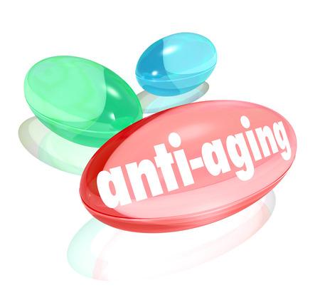 24914235 - anti-aging words on vitamins