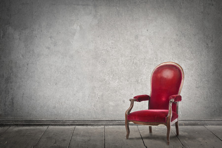39805087 - red chair