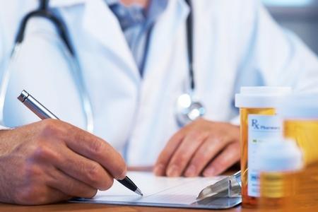 Doctor-Writing-Prescription
