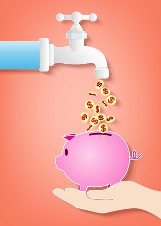Faucet_Piggy Bank