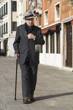 Old-Man-with-Cane