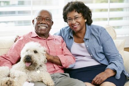 Senior-Couple_Dog