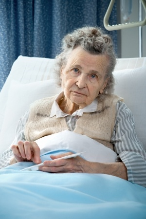Senior-Woman
